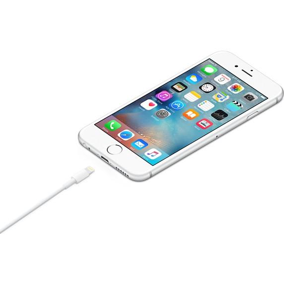 Кабель Apple Lightning iPhone 5/6 чип MFI (MD818ZM/A) Оригинал