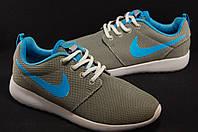 Nike Roshe Run летние беговые кроссовки сетка