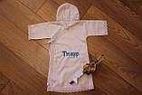 Именная рубашка для крещения, фото 3