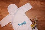 Именная рубашка для крещения, фото 4