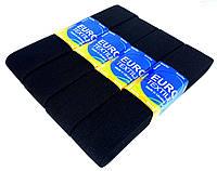 """Резинки для одежды """"EuroTextile"""" (40mm/5m) черные, тесьма эластичная полиэстер"""