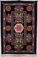 Узбекское декоративное сюзане ручной работы