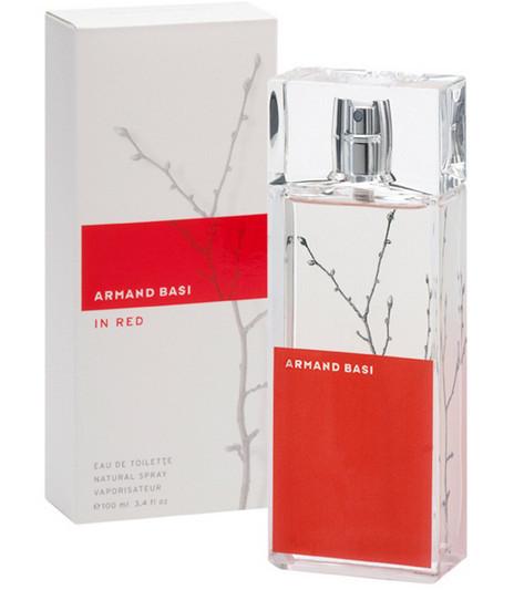 Женская оригинальная туалетная вода Armand Basi in Red , 100 мл  (цветочный аромат) NNR ORGAP /3-42