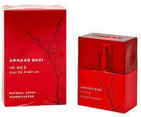 Женский оригинальный парфюм Armand Basi in Red Eau De Parfum ( цветочный аромат), 30 мл  NNR ORGAP/3-31