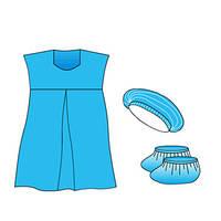 """Комплект одежды для роженицы, одноразовый, стерильн. """"Неман"""""""