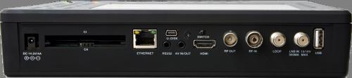 Gi XFinder - Прибор для настройки цифрового ТВ сигнала, фото 2