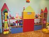 Детская стенка Старая крепость 3200-350-1720
