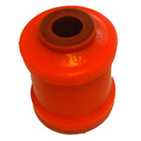 Сайлентблок рычага боченок(полиуретан) ВАЗ 2108-15 красный