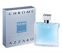Мужская туалетная вода Azzaro Chrome (строгий фужерный цитрусовый аромат), 30 мл NNR ORGAP /4-41