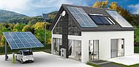 Сетевая система на Солнечных Батареях, 3кВт, 220В