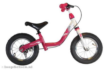 Беговел Run Air Layana пневматические колеса Kettler 8727-000 , фото 2