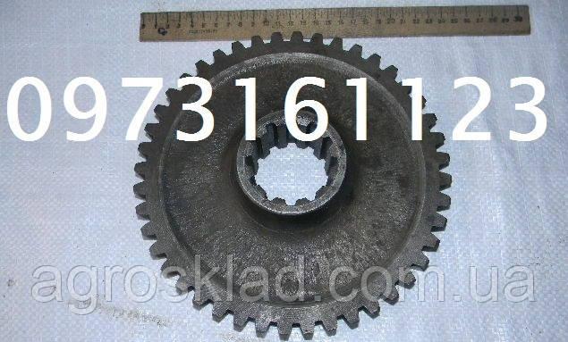 Шестерня промежуточная 240-1006240-А (МТЗ, Д-240) z=53 (240-1006244-А), фото 2