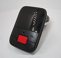 FM трансмиттер автомобильный T65D: пульт ДУ, USB, microSD, LCD дисплей, шнур 3.5х3.5