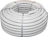 Гофротруба монтажная D20 (100м) Херсон ПВХ, фото 1