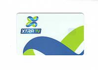 Карта Xtra TV