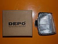 Фонарь указателя поворота правый Depo 441-1508R-UE VW passat b3