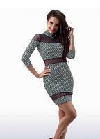 Женское платье оригинального дизайна