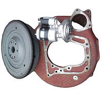 Комплект переоборудования муфты сцепления трактора ЮМЗ 6. Кожух, стартер, маховик
