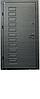 Двери Элит класс  - Б14 (Венге серый Горизонт)