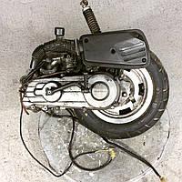Двигатель б/у Honda LEAD AF20/Joker/Cabina