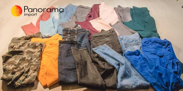 джинсы женские секонд хенд , штаны секонд хенд