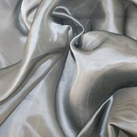 Тюль Микровуаль Семия серебро, однотонная + высококачественный пошив