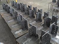 Изготовление строительных металоконструкций