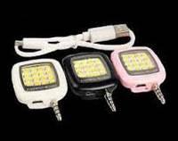 Внешняя универсальная LED-вспышка для смартфона