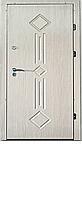Двери Элит класс - Б86 (Белое дерево)