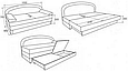 Диван-кровать Мрия 2, фото 2
