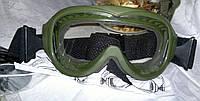Маска защитная Bolle Commanders Goggle с 1 сменной линзой
