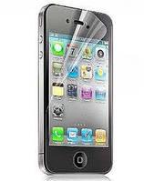 Пленка защитная на телефон на IPhone 4, 4s