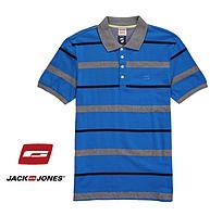 Мужская тенниска Jack&Jones цвет синий, фото 1