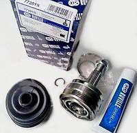 Шрус ВАЗ 2108 (граната) наружный в сборе с пыльником (Ruville RU 77201S)