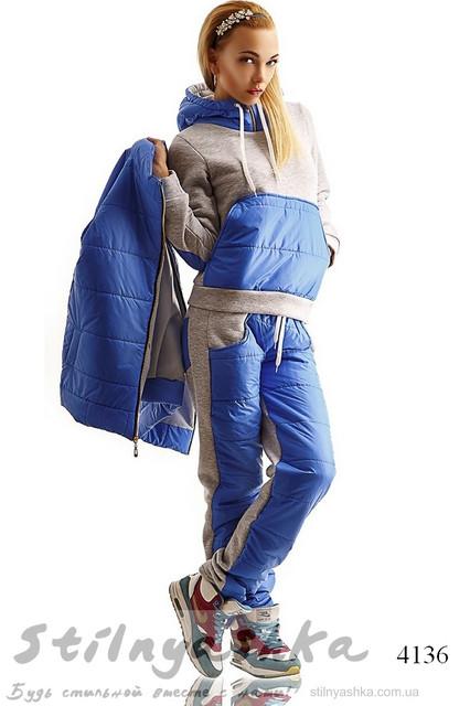 Зимние женские спортивные костюмы