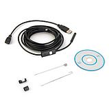 Водонепроницаемый USB эндоскоп 3.5 м  7 мм , фото 2