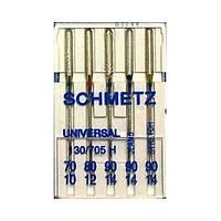 Иглы Schmetz Kombi mini универсальные №70-90