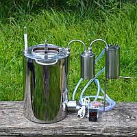 Электрический самогонный аппарат на 30 литров, фото 1