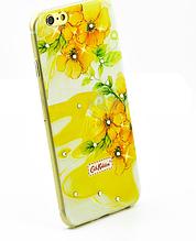 Чехол накладка силиконовый Diamond для Samsung J105 J1 Mini Cath Kidston Light of Spring