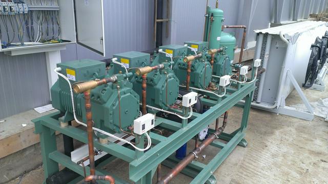 Ремонт і сервісне обслуговування промислового холодильного обладнання