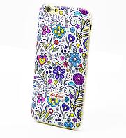 Чехол накладка силиконовый Diamond для Xiaomi Redmi Note 3   Note 3 Pro Cath Kidston Lovely Dreams
