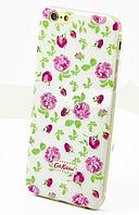 Чехол накладка силиконовый Diamond для Xiaomi Redmi Note 3   Note 3 Pro Cath Kidston Wedding Flowers