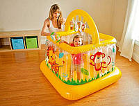 Надувной манеж для малышей Intex 48267