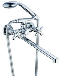 Смеситель для ванны Zegor DST-A725