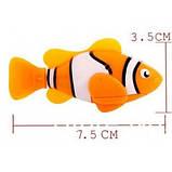 Інтерактивна іграшка роборыбка NanoFish - нано-рибка, фото 3
