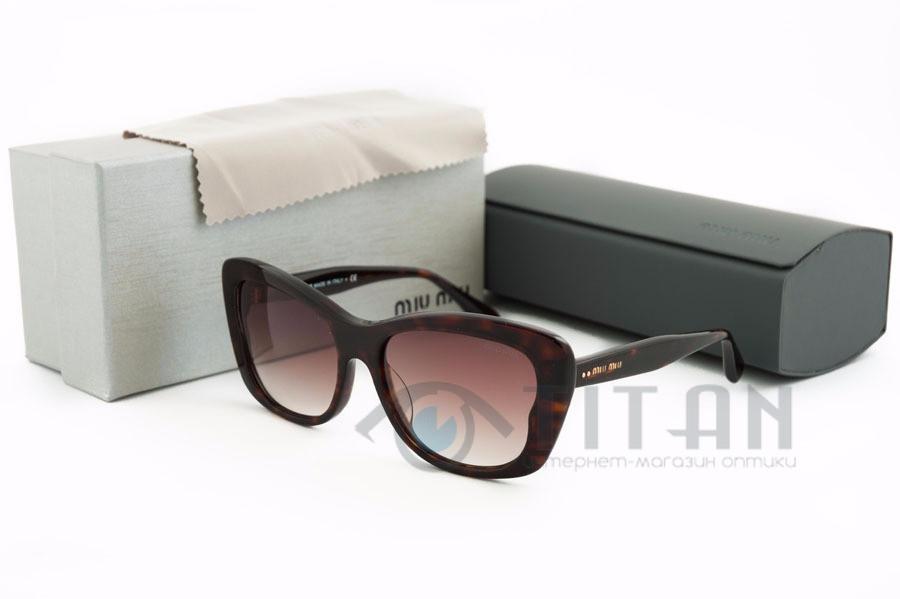 Солнцезащитные очки женские Miu Miu SMU030-A 2AU 1F0