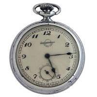 Златоустовские карманные механические часы СССР