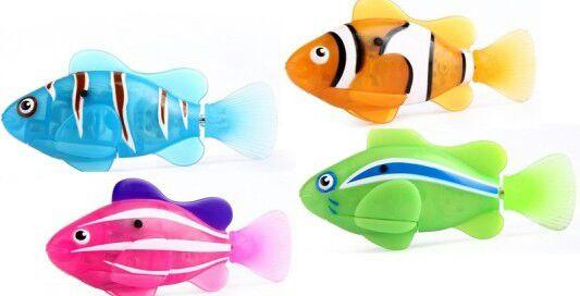 Интерактивная роборыбка NanoFish - нано-рыбка