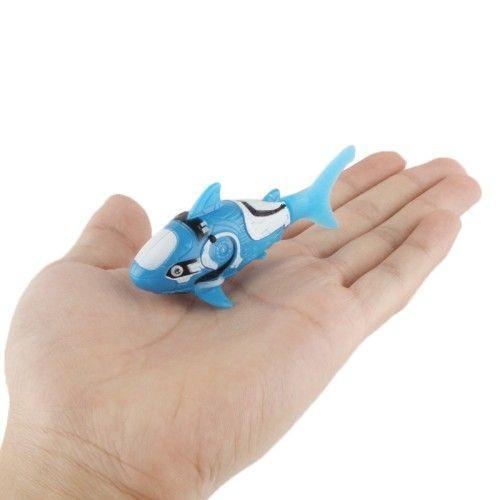 Интерактивная игрушка роборыбка NanoFish - нано-рыбка