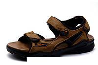 Мужские кожаные сандали WON NS